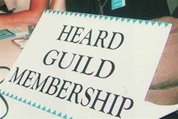 Guild Annual Dues - New Member